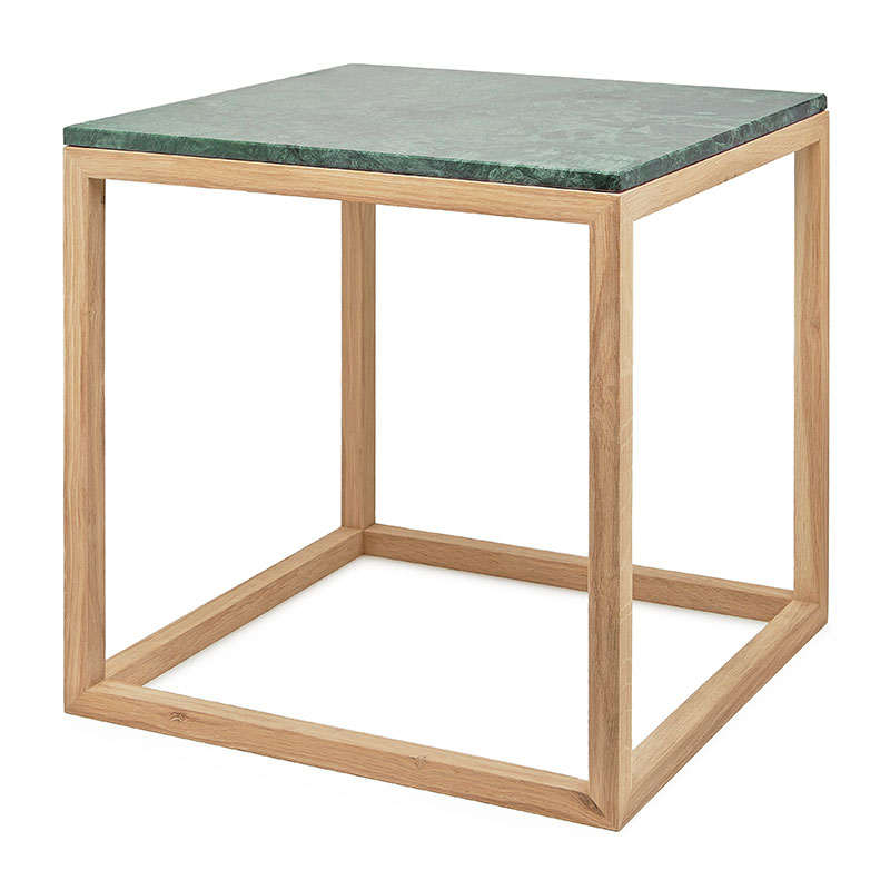 Green Marble Table