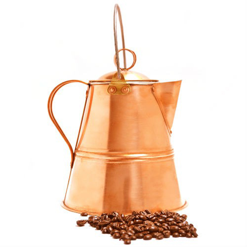 Copper Coffee Pot Beans and Jazz : Jacob Bromwell Copper Coffee Pot 2 from beansandjazz.com.au size 800 x 800 jpeg 134kB