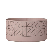 Pink-Carina-Serving-Bowl-Bloomingville