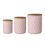 Pink-Storage-Canisters-Bloomingville