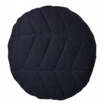 Round-Quilted-Navy-Cushion-1