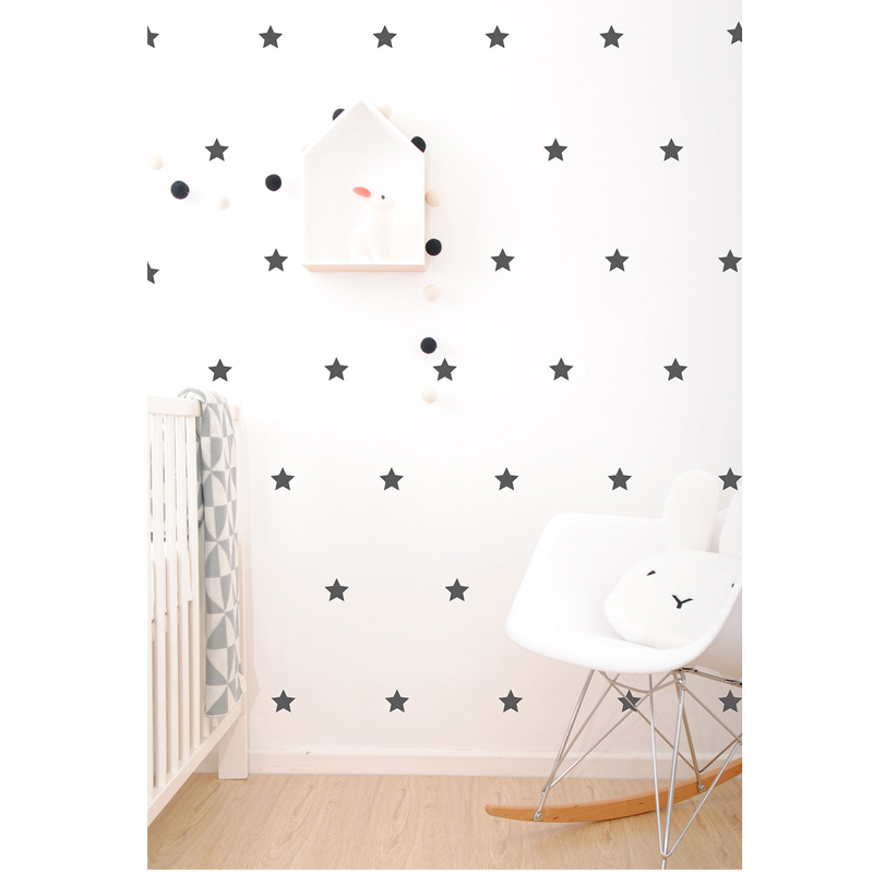 Wall-Vinyls-Black-Stars