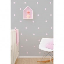 Wall-Vinyls-Pink-Dots