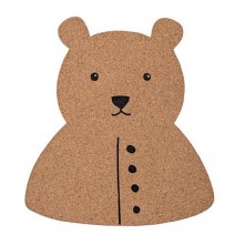bear-shaped-pin-board