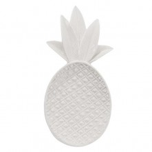 Decorative-Pineapple-Tray-White
