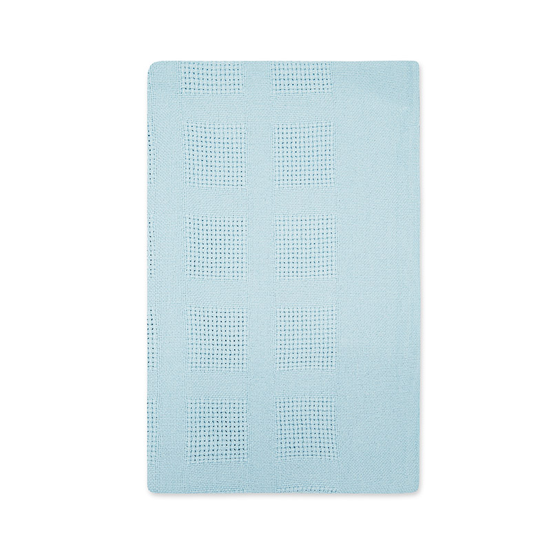 Mungo-Blue-Organic-Cotton-Baby-Blanket