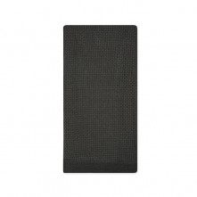 Mungo-Interlace-Cotton-Bath-Towels-Charcoal
