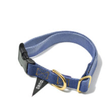 Found My Animal Cotton Dog Collar